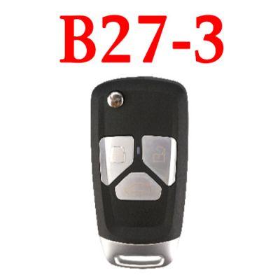 KEYDIY B27-3 KD Remote control - 5 pcs
