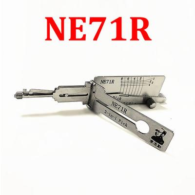 LISHI NE71R Auto Lock and Decoder for Honda Louvre