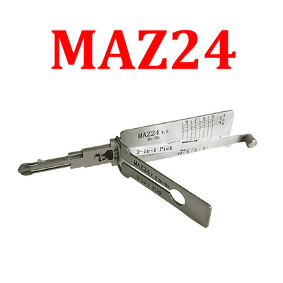 LISHI MAZ24 Auto Pick and Decoder for Mazda