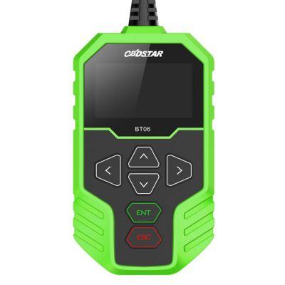 OBDSTAR BT06 Car Battery Tester