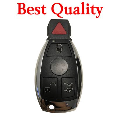315 Mhz 3+1 Buttons BE Remote Key for Mercedes Benz - Using KYDZ Mainboard