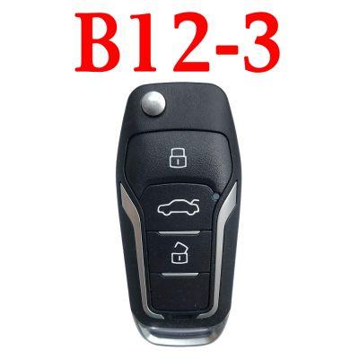 KEYDIY B12-3 KD Remote control - 5 pcs