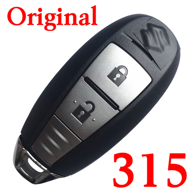 Genuine 2 Buttons 315 MHz Smart Proximity Key TS011 for Suzuki S-Cross - CMIIT ID: 2014DJ3312  37172-66M00