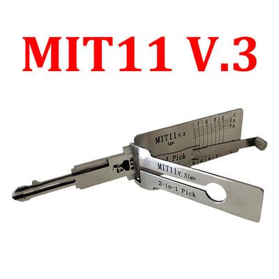 Original Lishi MIT11 V.3 Ign Version  Decoder and Pick for Mitsubishi