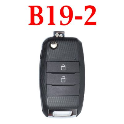KEYDIY B19-2 KD Universal Remote Control - 5 pcs