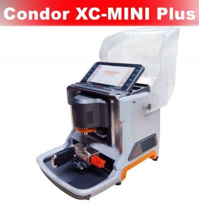 English Version Condor Mini Plus Key Cutting Machine - with 3 Years Warranty