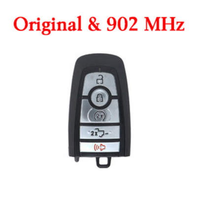 2017 Genuine Smart Proximity Key for Ford Fusion F150 -  5 Buttons 902 MHz 5929500