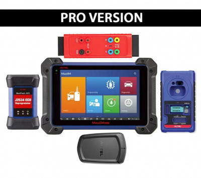 Autel MaxiIM IM608 PRO Full Set with GBOX2 & APB112 - With 2 Years Free Online Update