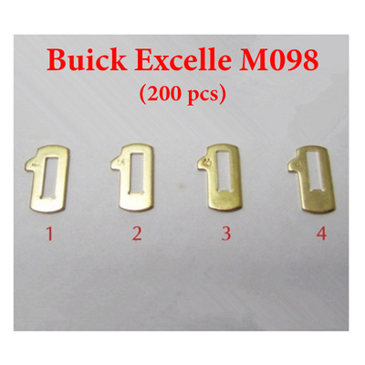 Buick Excelle M098 Car Lock Reed Lock Plate ( 200 pcs)