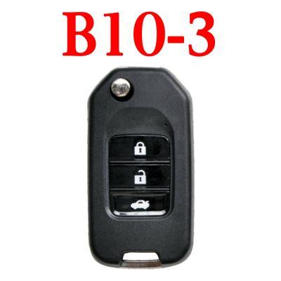 KEYDIY B10-3 KD Remote control - 5 pcs