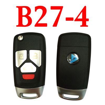 KEYDIY B27-4 KD Remote control - 5 pcs