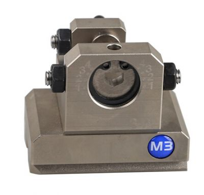 M3 Fixture For Ford TIBBE Key - Works with Condor Key Cutting Machine