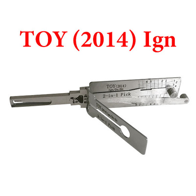 Original LISHI TOY(2014) Auto Pick and Decoder for Toyota