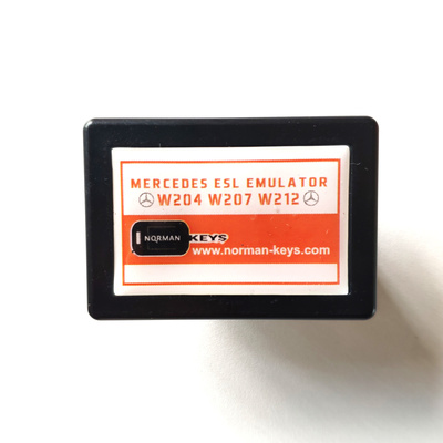 Mercedes Benz ESL ELV Steering Lock Emulator for W204 W207 W212