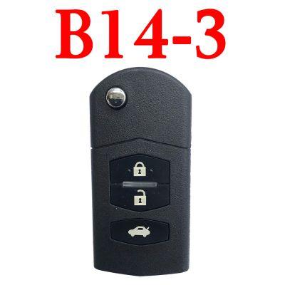 KEYDIY B14-3 KD Universal Remote Control - 5 pcs