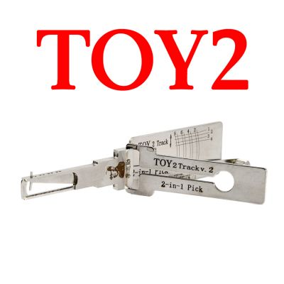 Original LISHI TOY2 Auto Pick and Decoder for Toyota