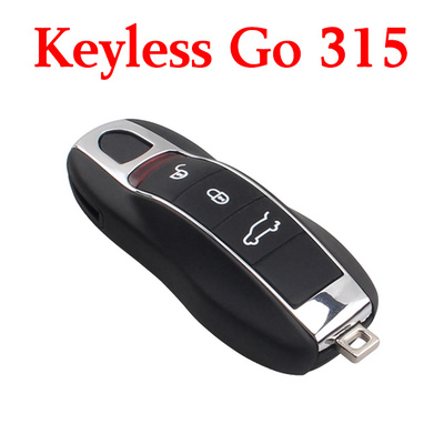 3 Buttons 315 MHz Smart Proximity Key for Porsche ID49