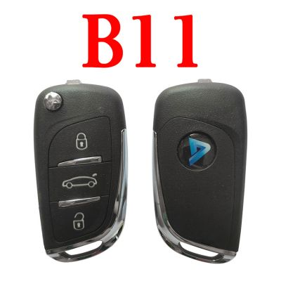 KEYDIY B11 KD Universal Remote control - 5 pcs