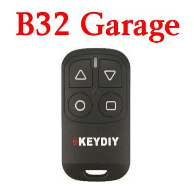 KEYDIY KD B32 Universal Remote for Auto Garage - 5 pcs