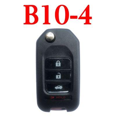 KEYDIY B10-4 KD Remote control - 5 pcs