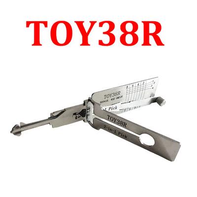 Original LISHI TOY38R Auto Pick and Decoder for Lexus Toyota