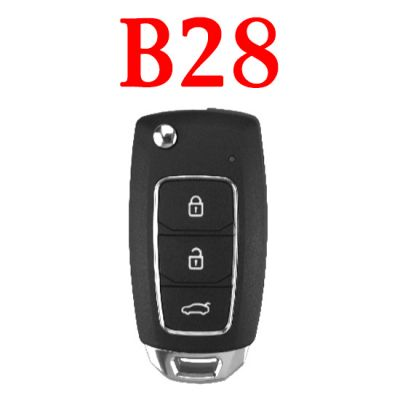 KEYDIY B28 KD Remote control - 5 pcs