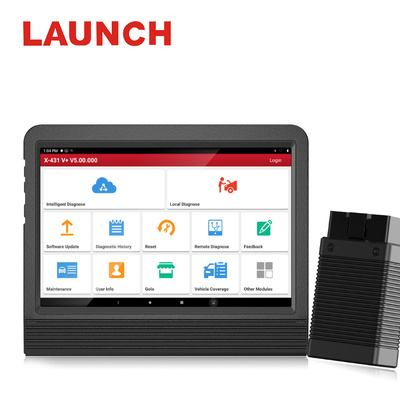 Launch X431 V+ 4.0 Wifi/Bluetooth 10.1inch Tablet Global Version 2 Years Update Online
