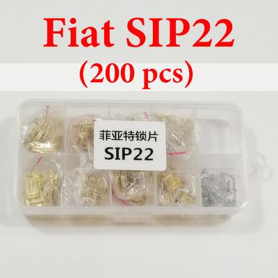 Fiat SIP22 Lock Plate Lock Reed Car Lock Repair Accessories Kits - 200 pieces