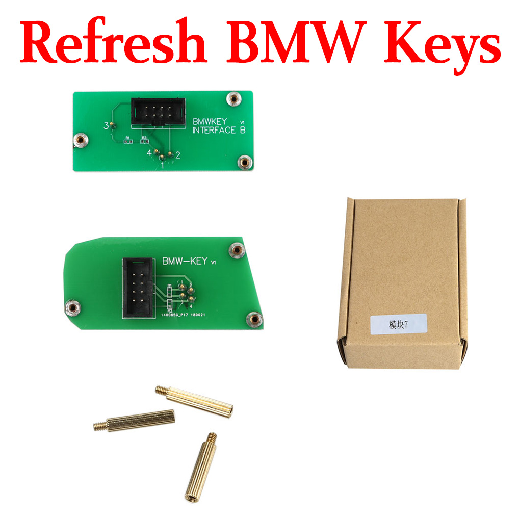 Yanhua Mini ACDP Module 7 Refresh BMW Keys