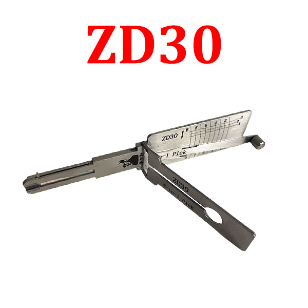 LISHI ZD30 Auto Pick and Decoder for Ducati Motorcycle