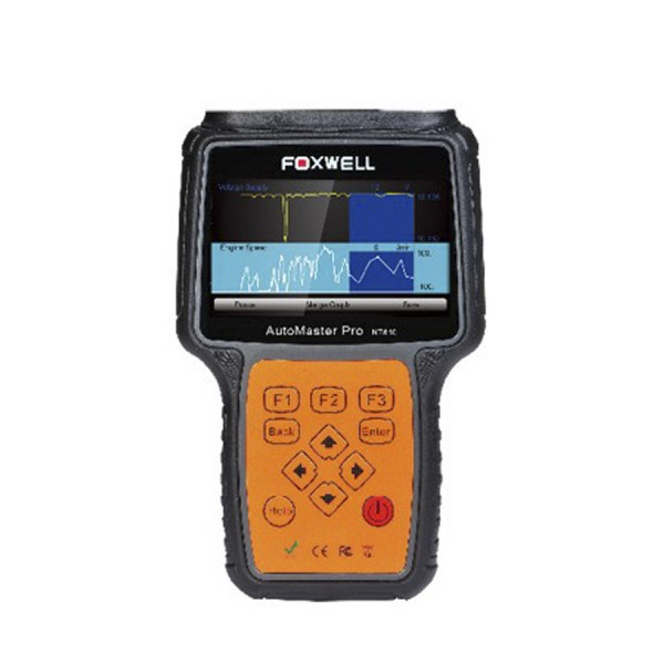 Foxwell NT610 AutoMaster Pro American Makes 4 Systems Scanner