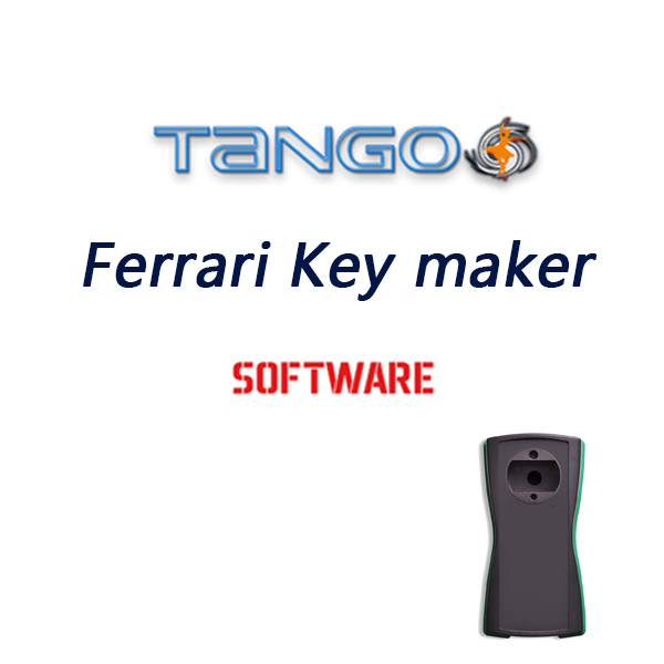 TANGO Ferrari Key maker Software