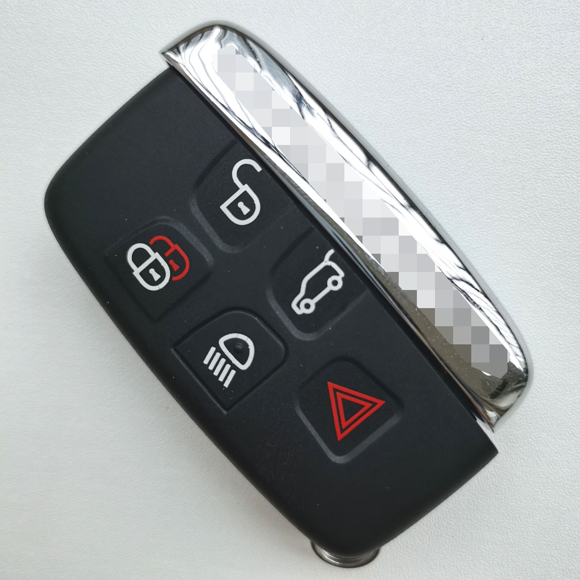 5 Buttons Smart Key Shell for Range Rover 2014