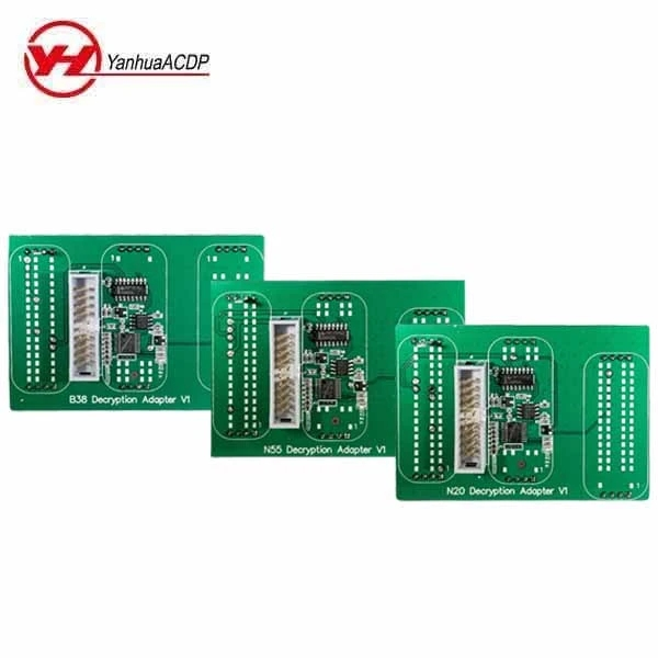 BMW-ACDP-N20 / N13 / N55 / B48 Engine Integrated Interface Board Set