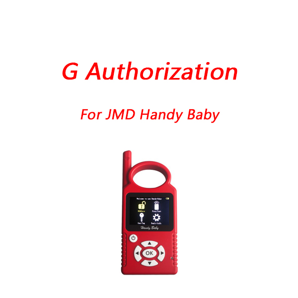 G Chip Copy Function Authorization For JMD Handy Baby