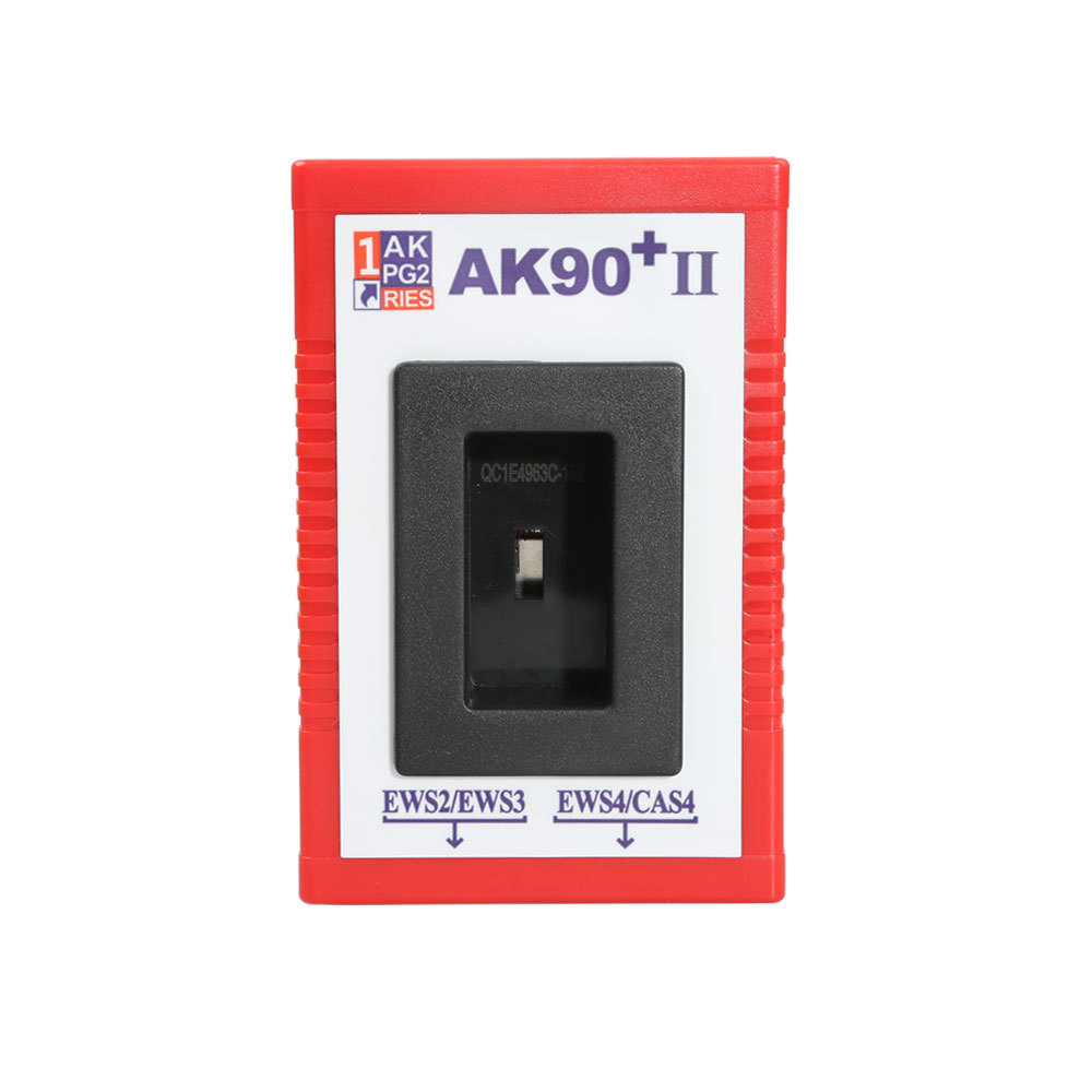 BMW AK90+ II Key Programmer for All BMW EWS Version V3.19