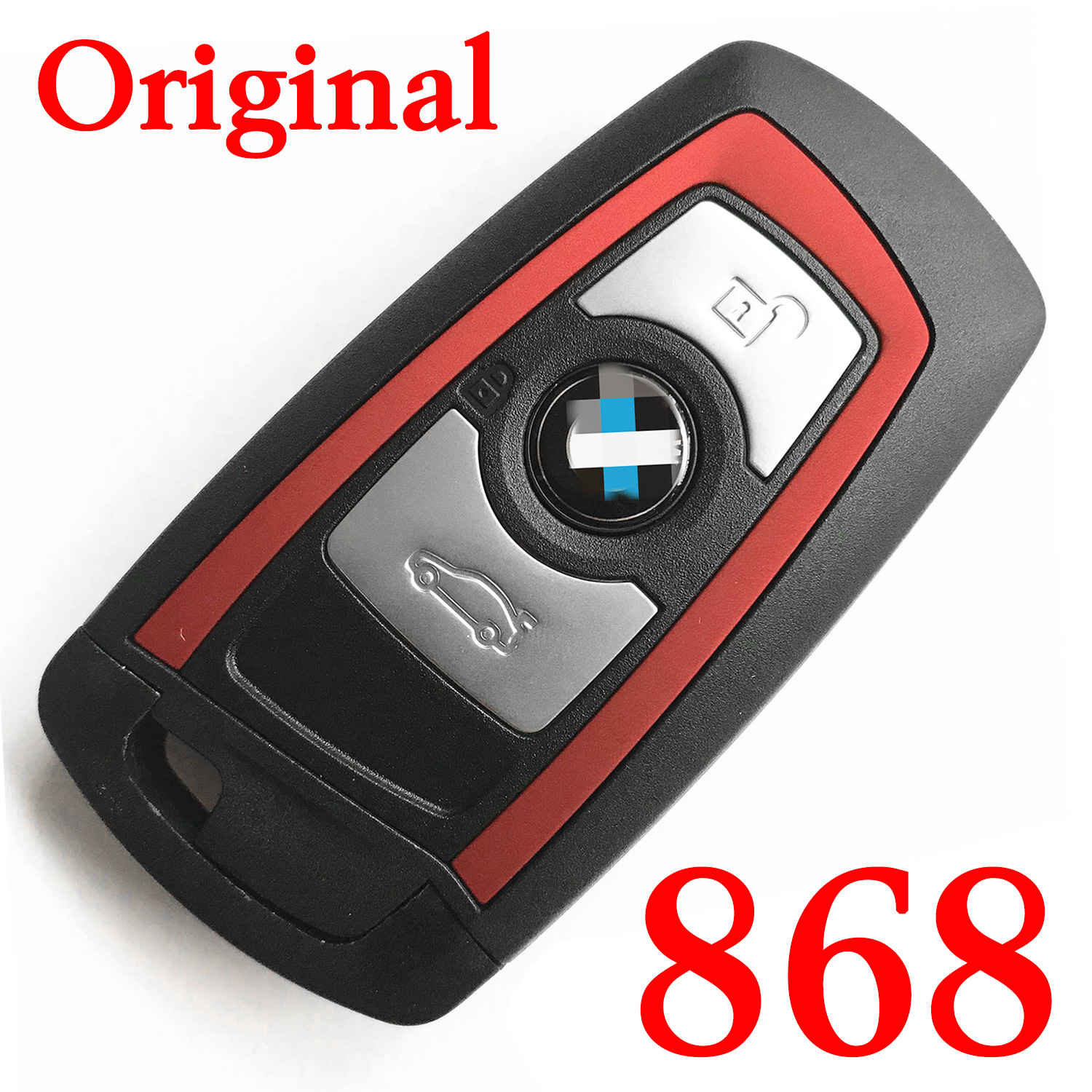 Original 3 Buttons 868 MHz Smart Key for 2009-2014 BMW 7 Series / YGOHUF5767