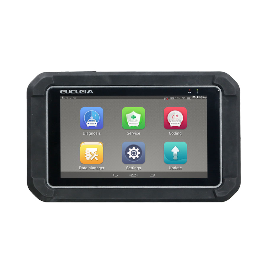 Newest Eucleia TabScan S7 Automotive Intelligence Diagnostic System