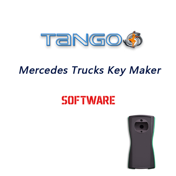 TANGO Mercedes Trucks Key Maker Software