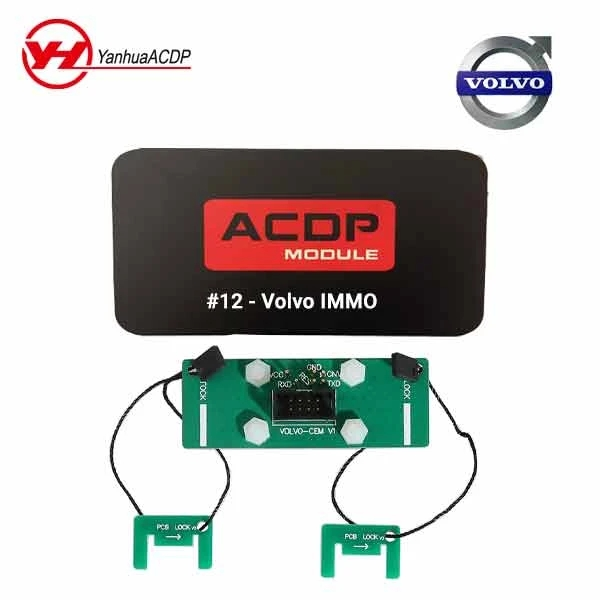 Volvo-Module #12 for Mini ACDP-IMMO-Volvo 2009- 2018