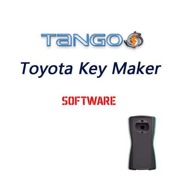 Original Tango with Toyota Key Maker software, with extra 7 pcs SLK emulators