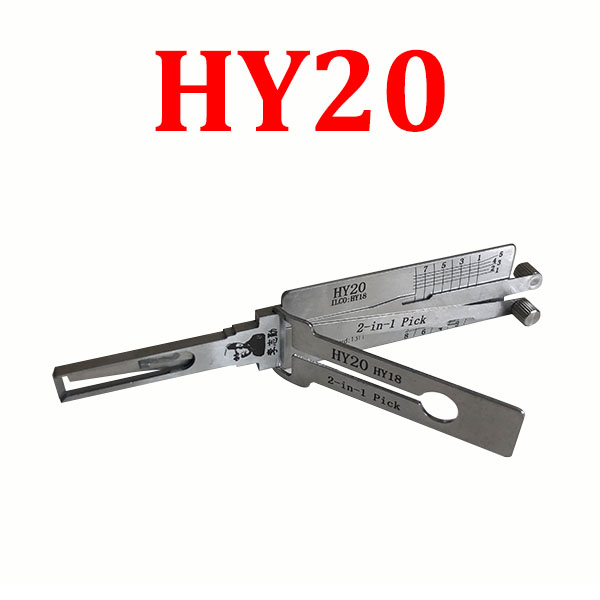 LISHI HY20 Auto Pick and Decoder for Hyundai and Kia