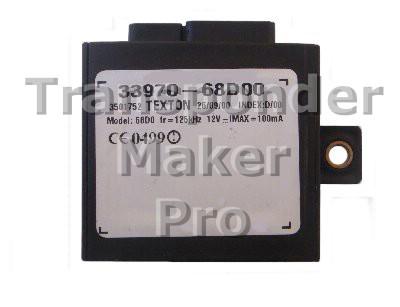 TMPro Software Module 214 - For Suzuki Vitara immobox Texton ID46