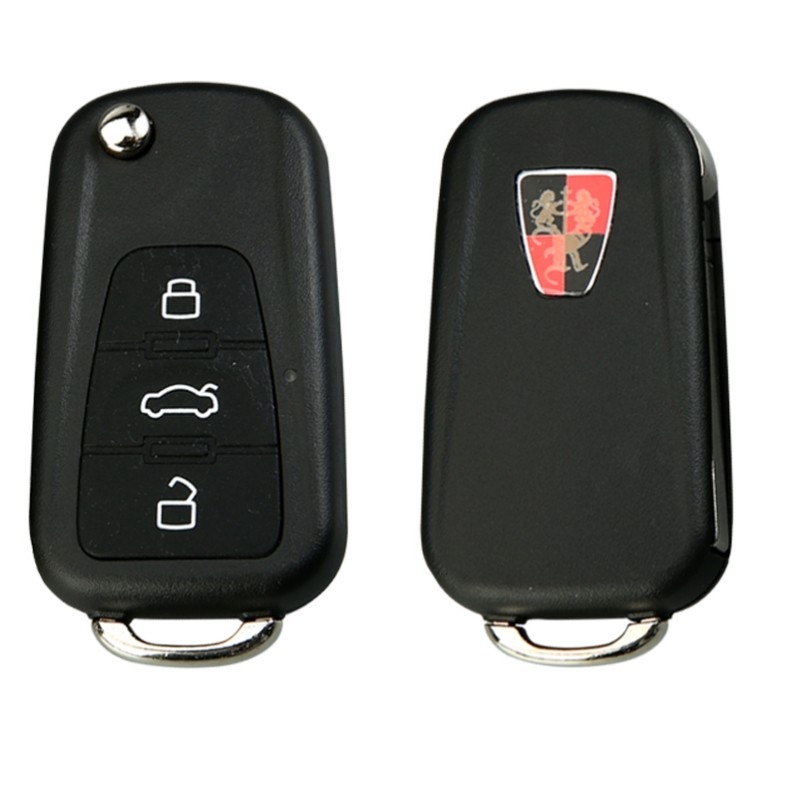 3 Buttons Remote Key Shell For Roewe 350 - 5pcs