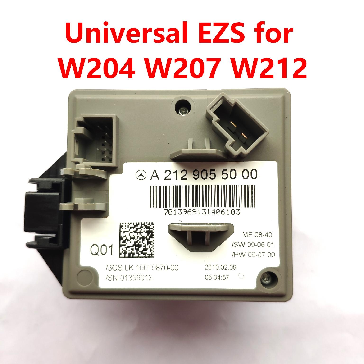 Universal EZS for Mercedes Benz W204 W207 W212 - 100% New & Original
