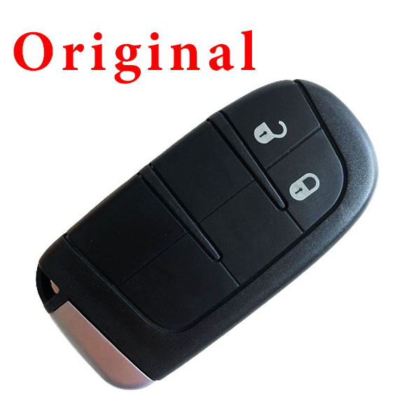 Original 2 Buttons Smart Proximity Key for 2014-2020 Jeep Grand Cherokee M3N40821302