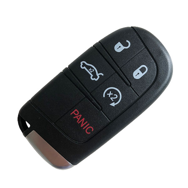 4+1 Buttons 434 MHz Smart Proximity Key for Dodge / Chrysler 2011-2018  - M3N 40821302