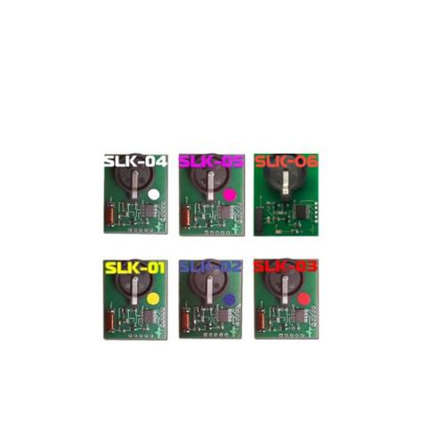 TANGO SLK-01 + SLK-02 + SLK-03E + SLK-04E + SLK-05E + SLK-06 Toyota Emulators