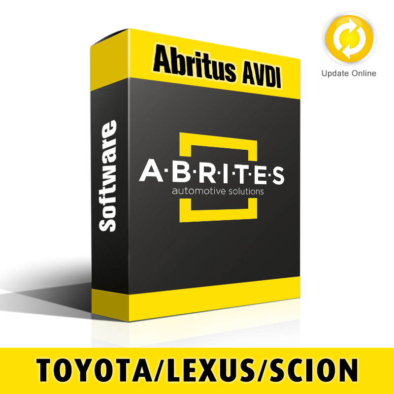 UD46-1 Abritus AVDI  Software Update TN004 to TN005