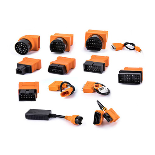OBD Adapters Kit for Foxwell NT644 / NT644 Pro Work on Old Vehicles before 2000 Years